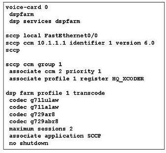 pass4itsure 300-075 exam question