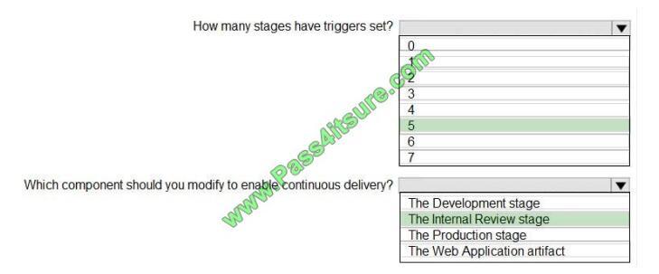 Wiseexam AZ-400 exam questions-q5-3